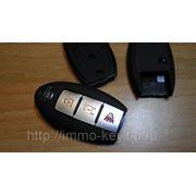 Корпус для Смарт-ключа NISSAN, 3 кнопки (kn018) фото