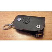 Кожаный чехольчик для ключа MAZDA фото