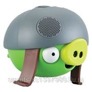 Мультимедиа стенд Gear4 Angry Birds для iPod & iPhone Helmet Pig фото
