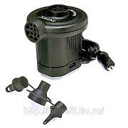 Электрический автомобильный насос 12 V фото