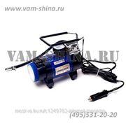 Компрессор с фонарем 11Атм 35л/мин 200Вт 17А 12В TORNADO AC650 DIRECT DRIVE фото