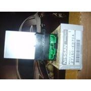 Резистор отопителя тиида фото