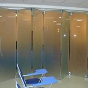 Двери раздвижные стеклянные фото