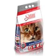 Комкующийся наполнитель для кошачьего туалета Султан фото