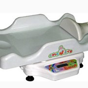 Весы детские ВЭНд-01-«Малыш» с электронным ростомером c электрическим питанием от встроенного аккумулятора напряжением 6...9 В фото