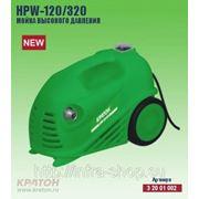 Мойка высокого давления Кратон HPW-120/320 фото