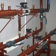 Балансировка систем отопления фото
