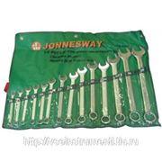 Набор комбинированных ключей jonnesway 10-32мм w26114s фото