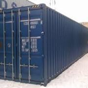 Производство и аренда контейнеров фото