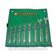 Набор комбинированных ключей jonnesway 10-19мм w264108prs фото