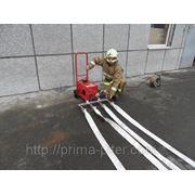 Испытание внутреннего противопожарного водопровода фото