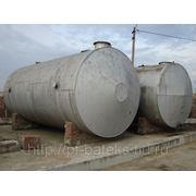 Резервуары горизонтальные стальные РГС-45 БУ в Динской фото