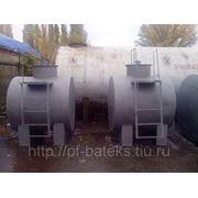 Резервуары горизонтальные стальные РГС-1 БУ в Динской фото