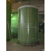 Емкость накопительная стеклопластиковая (от 100м3-10000м3) фото