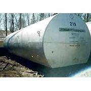 Резервуар РГС 60 куб.м оцинкованная. фото