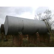 Резервуар РГС 50 куб.м б/у фото
