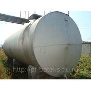 Резервуары горизонтальные стальные БУ в Динской фото