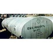 Резервуар РГС 10 куб.м оцинкованная. фото