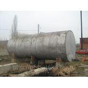 Резервуары горизонтальные заводские бу под ГСМ 75 куб. м фото