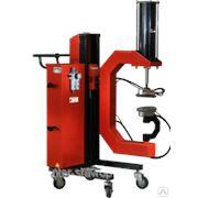 Вулканизатор для грузовых автомобилей «Эльф (с пневматическим приводом)» фото