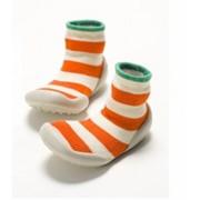 Носки детские с прорезиненной подошвой. фото