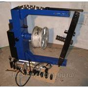 Станок для правки литых дисков 603А фото