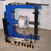 Стенд для правки литых дисков 603 фото