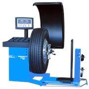 HOFMANN Geodyna 980 L Балансировочный станок для грузовых автомобилей с пневматическим подъемником фото