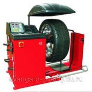 Балансировочный стенд для колес грузовых автомобилей фото