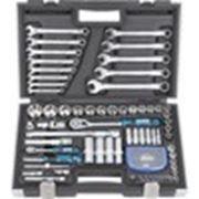 Набор торцевых головок и ключей 98пр. Licota фото