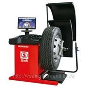 Балансировочный стенд для грузовых колес sivik trucker сбмп-200 luxe фото