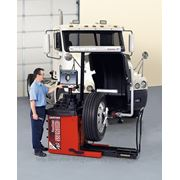 Hunter GSP9600HD (Хантер) балансировочный стенд для грузовиков фото