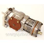 Компрессор 1-цилиндровый Д-245 ЗИЛ, МАЗ, ГАЗ воздушное охлаждение V=144 л/мин (БЗА) фото