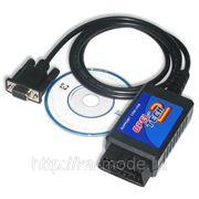 Диагностический кабель OPEL Tech 2 фото