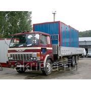 Мобильная контейнерная станция ЛТК-М МСД-10000 фото