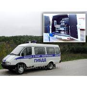 Передвижной пост технического контроля автотранспорта ЛТК-П с СТМ -3500 МН фото