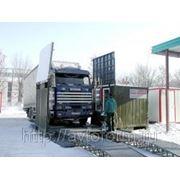 Мобильная контейнерная станции для ТЕХОСМОТРА МСД-10 000 УКТК фото