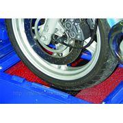 MAHA IW 10 (Маха) Силовой роликовый тормозной стенд для мотоциклов фото