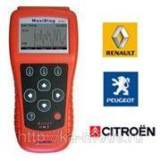 Мультимарочный сканер MaxiDiag FR704 фото