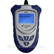 Портативный сканер V-checker OBD-II v202 VAG Professional фото
