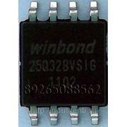 WINBOND 25Q32BVSIG фото