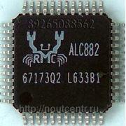 Микросхема REALTEK ALC882 фото