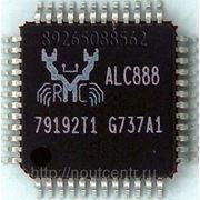 Микросхема REALTEK ALC888 фото