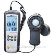 CEM DT-3809 Люксметр для светодиодов фото