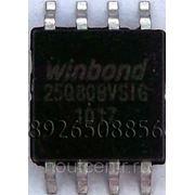 WINBOND 25Q80BVSIG (1Mb) фото