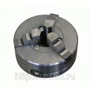Патрон токарный 7100-0035 ф250 3-х кулачковый фото