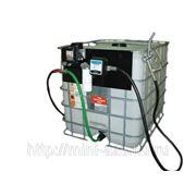 Персональная АЗС МТП Мобильный топливный модуль для дизельного топлива солярки фото