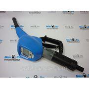 Пистолет топливораздаточный автоматический с отсечкой, со счетчиком цифровым Nozzle automatic SB32 METER фото