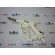 Ручной раздаточный пистолет для AdBlue MANUAL NOZZLE W/HOSETAIL W/OUT LOCK фото