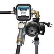 Комплект для перекачки дизтоплива со счетчиком DRUM TECH with Meter (220В, 60 л/мин) - для бочек фото